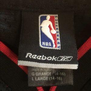 Reebok Shirts & Tops - Reebok Youth Sz Large Miami Heat O'Neal #32 Jersey
